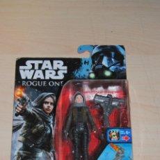 Figuras y Muñecos Star Wars: FIGURA STAR WARS ROGUE ONE SERGEANT JYM ERSO HASBRO. SIN USO. Lote 194228838