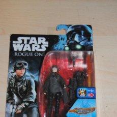 Figuras y Muñecos Star Wars: FIGURA STAR WARS ROGUE ONE SERGEANT JYM ERSO HASBRO. SIN USO. Lote 194228922