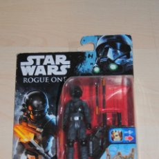 Figuras y Muñecos Star Wars: FIGURA STAR WARS ROGUE ONE IMPERIAL GRUND CREW HASBRO. SIN USO. Lote 194229008