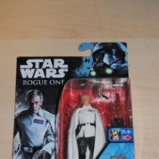 Figuras y Muñecos Star Wars: FIGURA STAR WARS ROGUE ONE DIRECTOR KRENNIC HASBRO. SIN USO. Lote 194229083