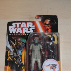 Figuras y Muñecos Star Wars: FIGURA STAR WARS THE FORCE AWAKENS CONSTABLE ZUVIO SIN USO. Lote 194229178