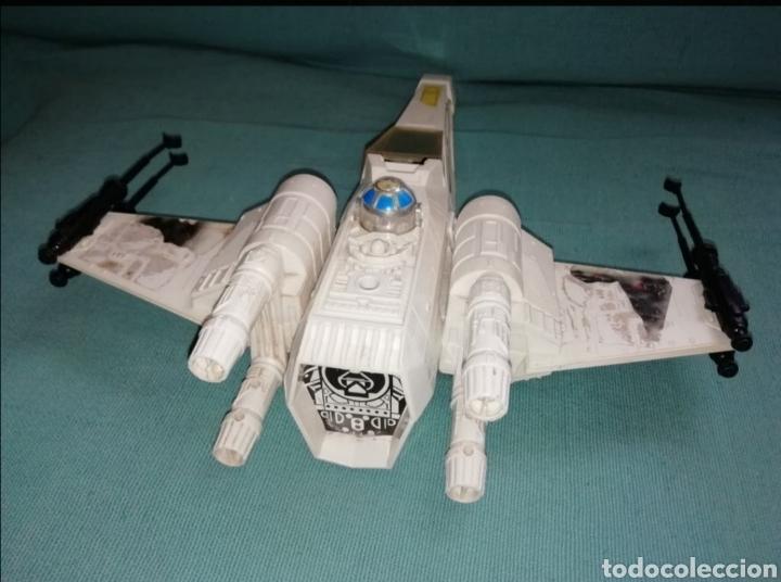 Figuras y Muñecos Star Wars: Star Wars X-Wing vintage Kenner - Foto 5 - 194251915