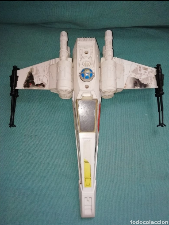 STAR WARS X-WING VINTAGE KENNER (Juguetes - Figuras de Acción - Star Wars)