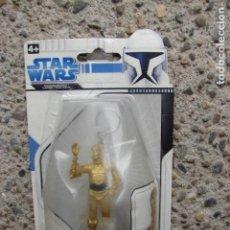 Figuras y Muñecos Star Wars: 3CPO LLAVERO - CLONE WARS - STAR WARS - SIMBA. Lote 194291086
