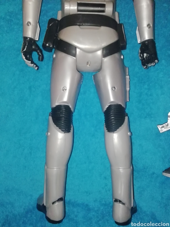Figuras y Muñecos Star Wars: Star Wars figura Capitán Phasma 49 cms - Foto 7 - 194351577