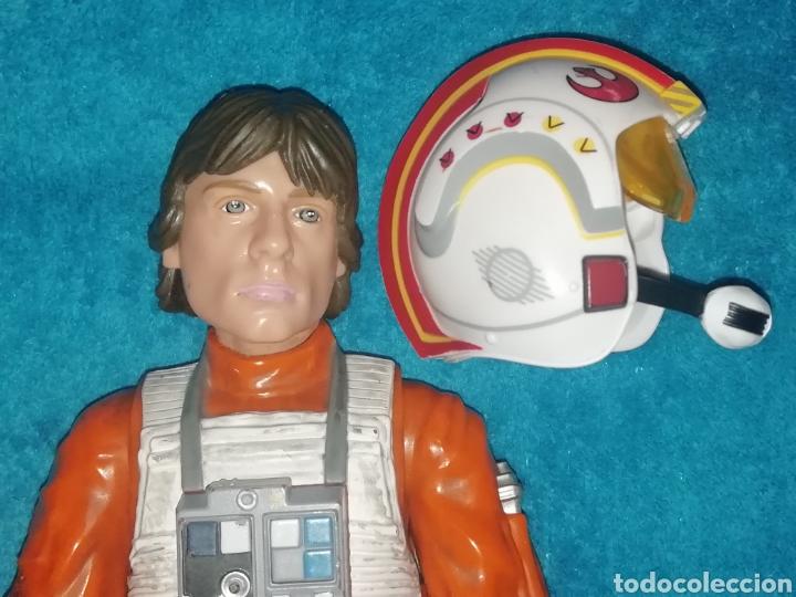 Figuras y Muñecos Star Wars: Star Wars Luke Skywalker X-Wing Piloto - Foto 8 - 194351728