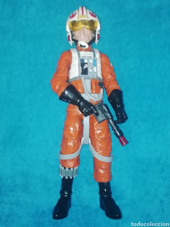 STAR WARS LUKE SKYWALKER X-WING PILOTO (Juguetes - Figuras de Acción - Star Wars)