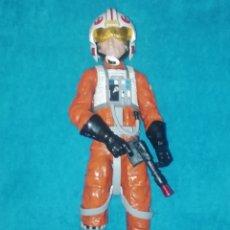 Figuras y Muñecos Star Wars: STAR WARS LUKE SKYWALKER X-WING PILOTO. Lote 194351728