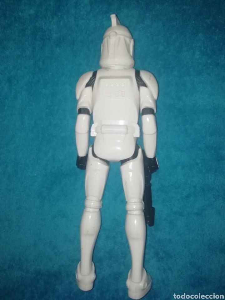 Figuras y Muñecos Star Wars: Star Wars figura Clone Trooper 30 cms - Foto 5 - 194351895