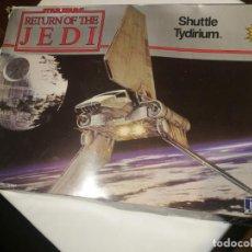 Figuras y Muñecos Star Wars: MAQUETA SHUTTLE TYDIRIUM STAR WARS DE MPC ERTL. Lote 194356636