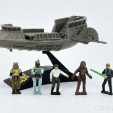 Figuras y Muñecos Star Wars: ACTION FLEET SKIFF 19009057. Lote 194384197