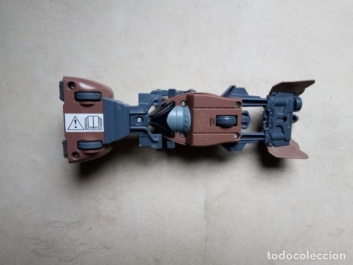 Figuras y Muñecos Star Wars: Moto Jet Speeder Hasbro 2011 19 cms - Foto 2 - 194407090