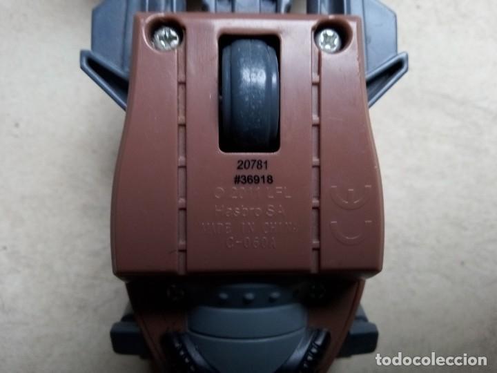 Figuras y Muñecos Star Wars: Moto Jet Speeder Hasbro 2011 19 cms - Foto 5 - 194407090