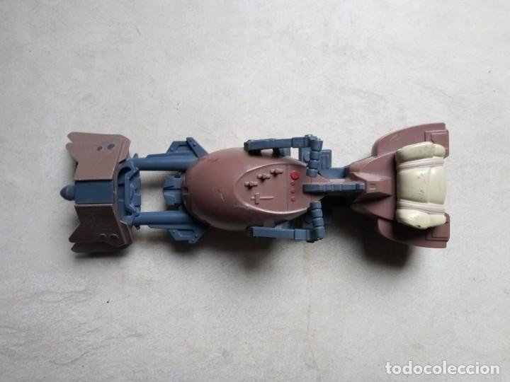 Figuras y Muñecos Star Wars: Moto Jet Speeder Hasbro 2011 19 cms - Foto 10 - 194407090