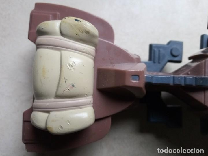 Figuras y Muñecos Star Wars: Moto Jet Speeder Hasbro 2011 19 cms - Foto 11 - 194407090
