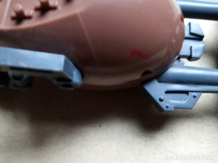 Figuras y Muñecos Star Wars: Moto Jet Speeder Hasbro 2011 19 cms - Foto 12 - 194407090