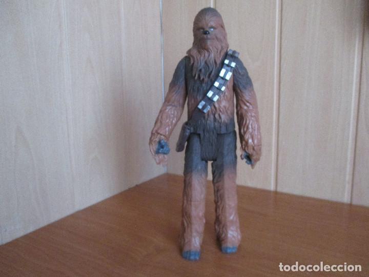 STAR WARS: PERSONAJE CHEWBACCA DE 33 CM ( LFL HASBRO ) (Juguetes - Figuras de Acción - Star Wars)