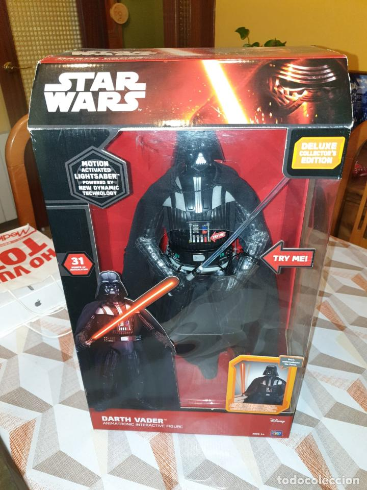 DARTH VADER STAR WARS (Juguetes - Figuras de Acción - Star Wars)