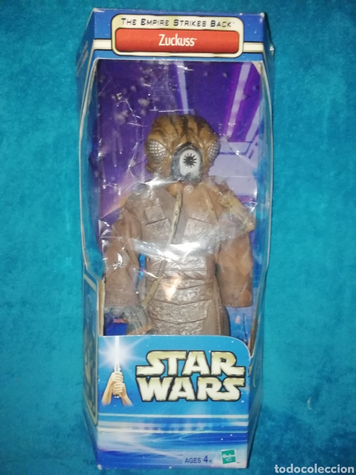 Figuras y Muñecos Star Wars: Star Wars figura Zuckuss EP.V ESB - Foto 6 - 194534161