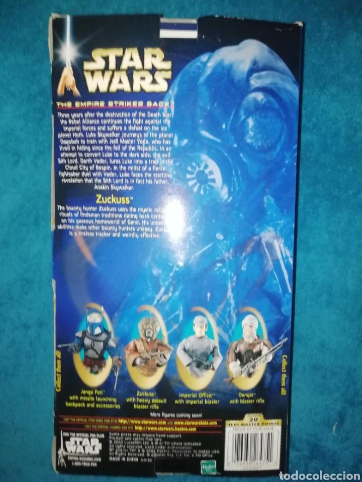 Figuras y Muñecos Star Wars: Star Wars figura Zuckuss EP.V ESB - Foto 7 - 194534161