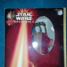 Figuras y Muñecos Star Wars: STAR WARS FIGURA QUEEN AMIDALA RED SENATE GOWN. Lote 194535143