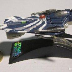 Figuras y Muñecos Star Wars: ANAKIN'S JEDI STARFIGHTER MODIFICADO STAR WARS HASBRO TITANIUM SERIES 2006 . Lote 194583463