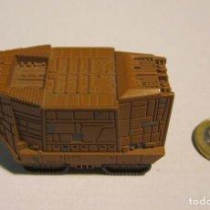 Figuras y Muñecos Star Wars: SANDCRAWLER TITANIUM STAR WARS MICROMACHINES. Lote 194586051