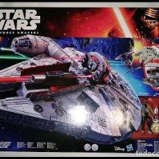 Figuras y Muñecos Star Wars: STAR WARS # HALCÓN MILENARIO # THE FORCE AWAKENS - NUEVO EN SU CAJA ORIGINAL DE HASBRO... Lote 194626616