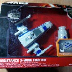 Figuras y Muñecos Star Wars: RESISTANCE X-WING FIGHTER - DISNEY. Lote 194637181