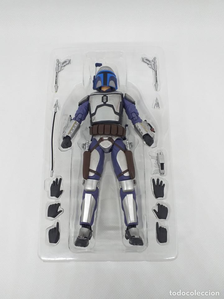 Figuras y Muñecos Star Wars: BANDAI - STAR WARS S.H.Figuarts - JANGO FETT - (original) Nuevo en caja cerrada. - Foto 2 - 194668062
