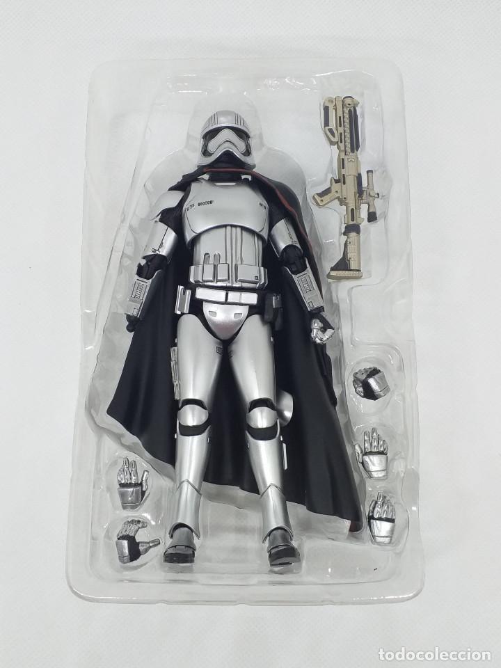 Figuras y Muñecos Star Wars: BANDAI - STAR WARS S.H.Figuarts - CAPTAIN PHASMA (The Force Awakens) - NUEVO - Foto 2 - 194668577