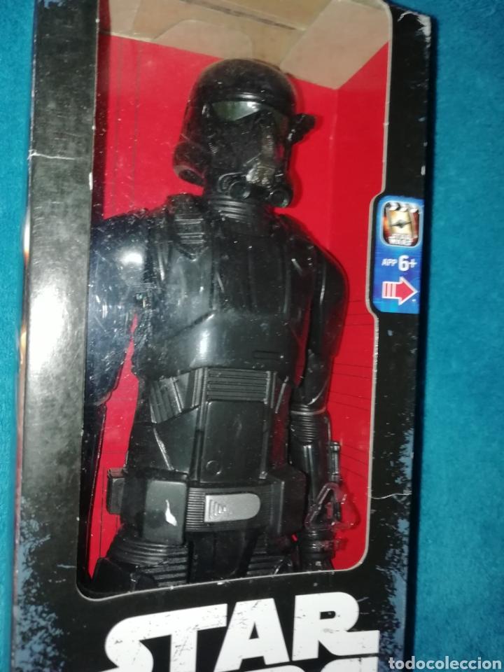 Figuras y Muñecos Star Wars: Star Wars figura Death Trooper Rogue One - Foto 2 - 194897680