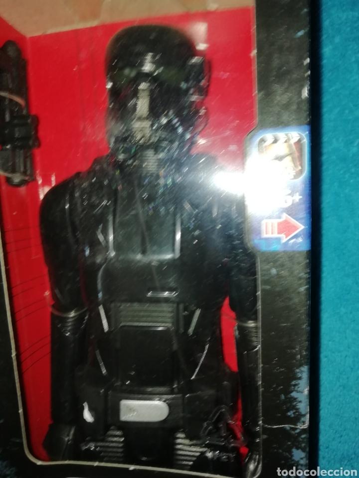 Figuras y Muñecos Star Wars: Star Wars figura Death Trooper Rogue One - Foto 3 - 194897680