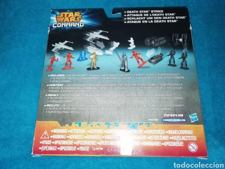Figuras y Muñecos Star Wars: Star Wars figuras Commando Ataque en la Death Star - Foto 3 - 194899356