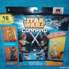 Figuras y Muñecos Star Wars: STAR WARS FIGURAS COMMANDO ATAQUE EN LA DEATH STAR. Lote 194899356