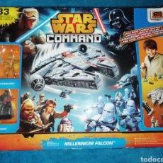 Figuras y Muñecos Star Wars: STAR WARS FIGURAS MILLENNIUM FALCON. Lote 194899977
