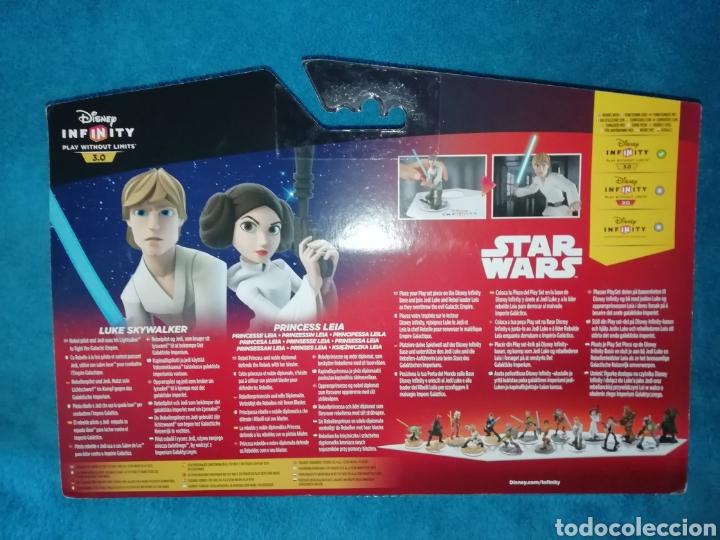 Figuras y Muñecos Star Wars: Star Wars figuras Infinity 3.0 Rise Against - Foto 5 - 194943458