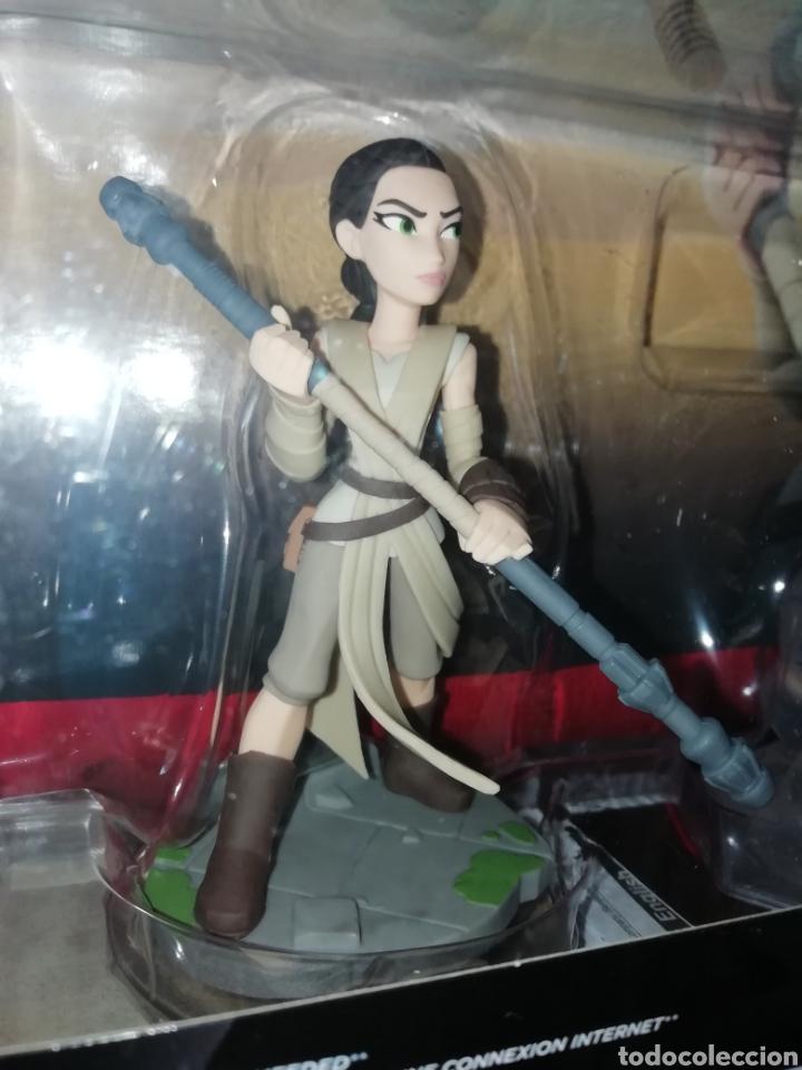 Figuras y Muñecos Star Wars: Star Wars figuras Infinity 3.0 TFA PlaySet - Foto 2 - 194943523