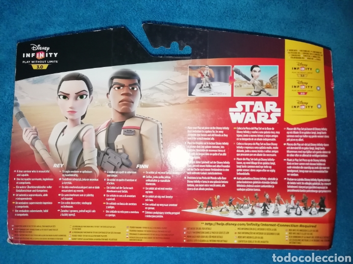 Figuras y Muñecos Star Wars: Star Wars figuras Infinity 3.0 TFA PlaySet - Foto 5 - 194943523