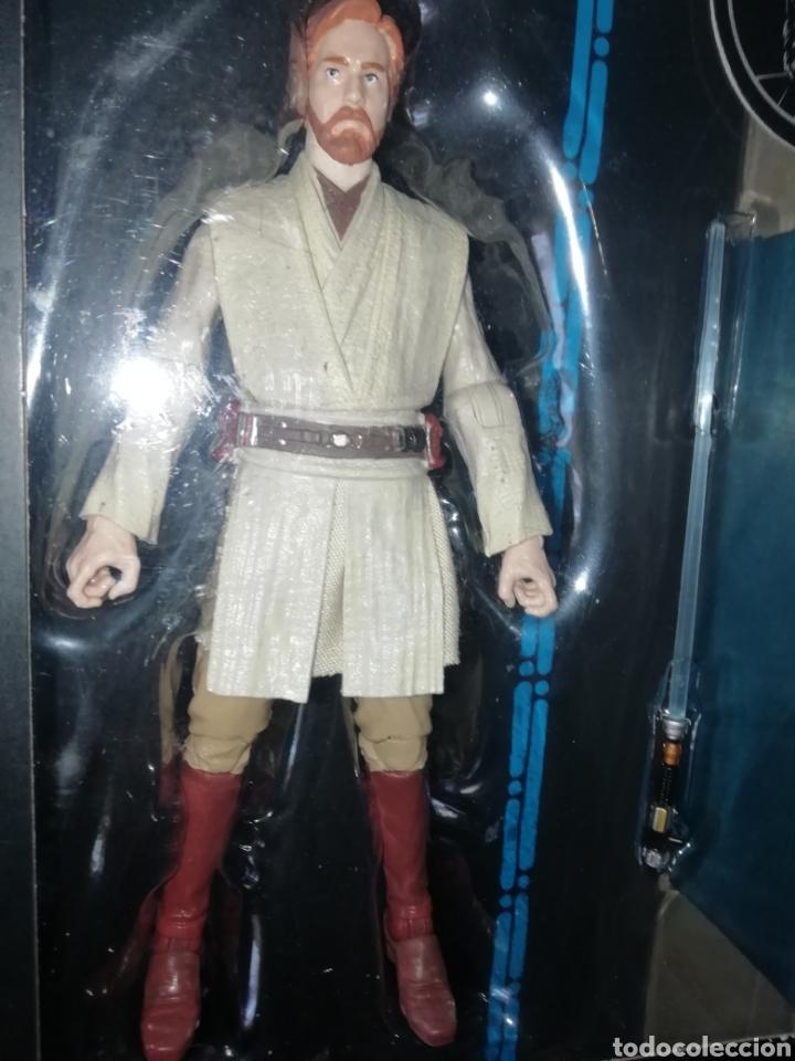 Figuras y Muñecos Star Wars: Star Wars figura Obi-Wan Kenobi #08 TBS - Foto 2 - 194943841