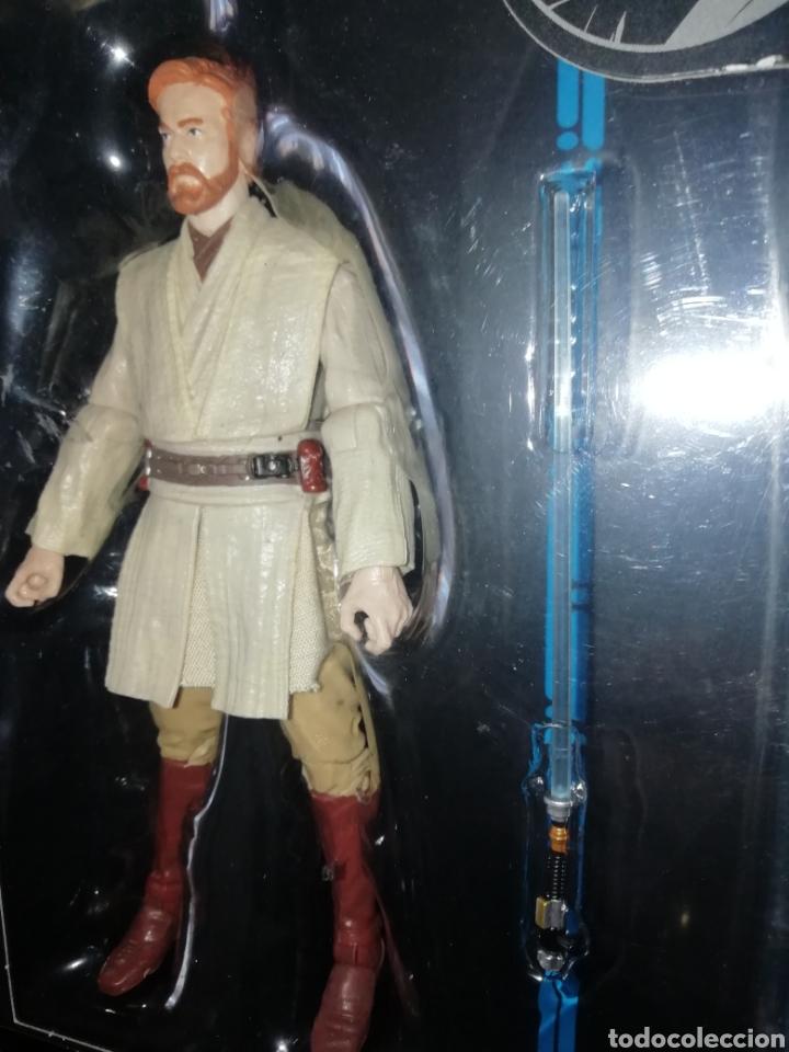 Figuras y Muñecos Star Wars: Star Wars figura Obi-Wan Kenobi #08 TBS - Foto 3 - 194943841