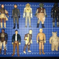 Figuras y Muñecos Star Wars: LOTE FIGURAS STAR WARS VINTAGE - AÑOS 80 - LOOSE. Lote 194973305