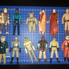 Figuras y Muñecos Star Wars: LOTE FIGURAS STAR WARS - LOOSE - AÑOS 80. Lote 194973435