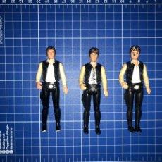 Figuras y Muñecos Star Wars: HAN SOLO - STAR WARS VINTAGE - AÑOS 80 - FIGURAS LOOSE SMALL HEAD. Lote 194973526