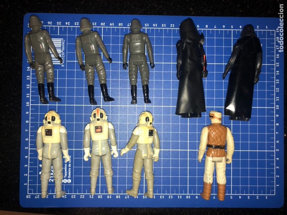 Figuras y Muñecos Star Wars: Figuras Star Wars Vintage - Loose - kenner - años 80 - Foto 2 - 194973637