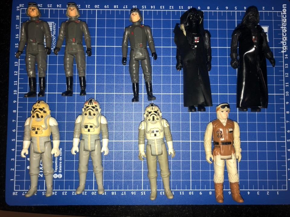 FIGURAS STAR WARS VINTAGE - LOOSE - KENNER - AÑOS 80 (Juguetes - Figuras de Acción - Star Wars)