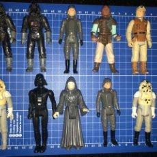 Figuras y Muñecos Star Wars: LOTE FIGURAS STAR WARS KENNER - LOOSE - AÑOS 80. Lote 194973712
