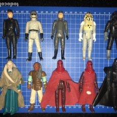 Figuras y Muñecos Star Wars: LOTE FIGURAS STAR WARS VINTAGE- LOOSE - KENNER AÑOS 80. Lote 194973848
