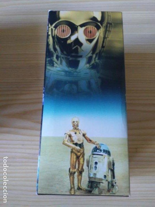 Figuras y Muñecos Star Wars: Trilogía Star Wars widescreen masterizada digitalmente thx 3 vhs - Foto 8 - 194974265