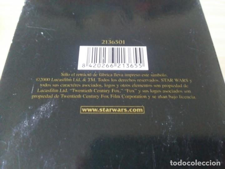 Figuras y Muñecos Star Wars: Trilogía Star Wars widescreen masterizada digitalmente thx 3 vhs - Foto 10 - 194974265